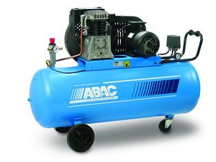 ABAC маcляные с ременным приводом