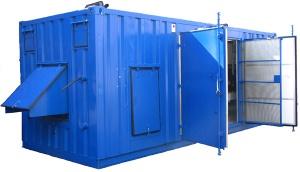 Модульного (контейнерного) типа
