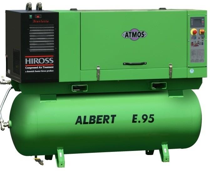 Atmos серии Albert